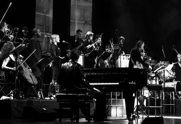 08.04.08 , Dresden , Kulturpalast , Barbara Schöneberger & The Berlin Pops Orchestra