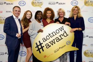 Act Now Jugend Award 2015 Jury-Mitglieder